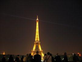 Papel de parede Torre Eiffel – Bela