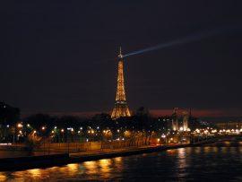 Papel de parede Torre Eiffel – Luz