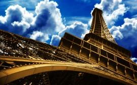 Papel de parede Torre Eiffel, Paris