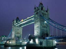 Papel de parede Tower Bridge – Londres