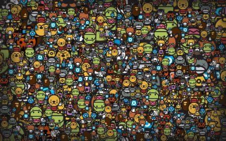 Papel de parede Toy Art para download gratuito. Use no computador pc, mac, macbook, celular, smartphone, iPhone, onde quiser!