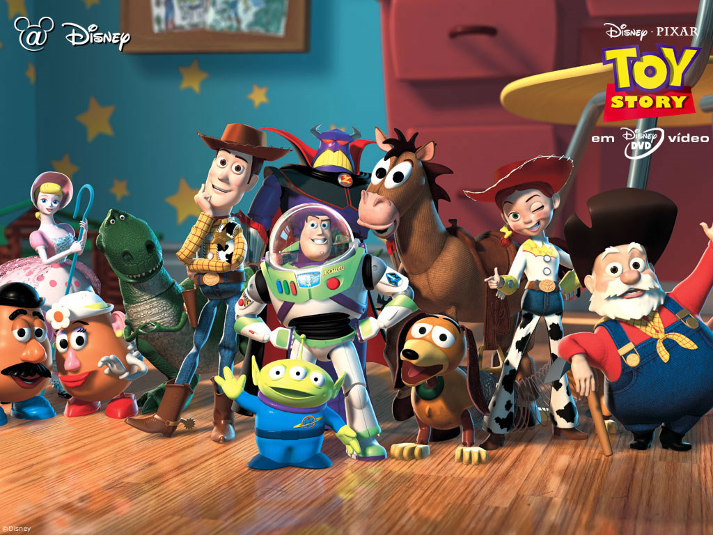 Papel de parede Toy Story – O Filme para download gratuito. Use no computador pc, mac, macbook, celular, smartphone, iPhone, onde quiser!