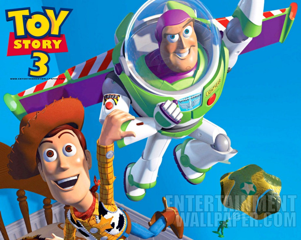 Papel de parede Toy Story -Woody e Buzz para download gratuito. Use no computador pc, mac, macbook, celular, smartphone, iPhone, onde quiser!