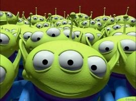 Papel de parede Toy Story: Aliens