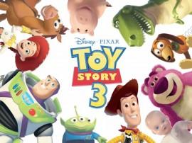 Papel de parede Toy Story 3 – Personagens