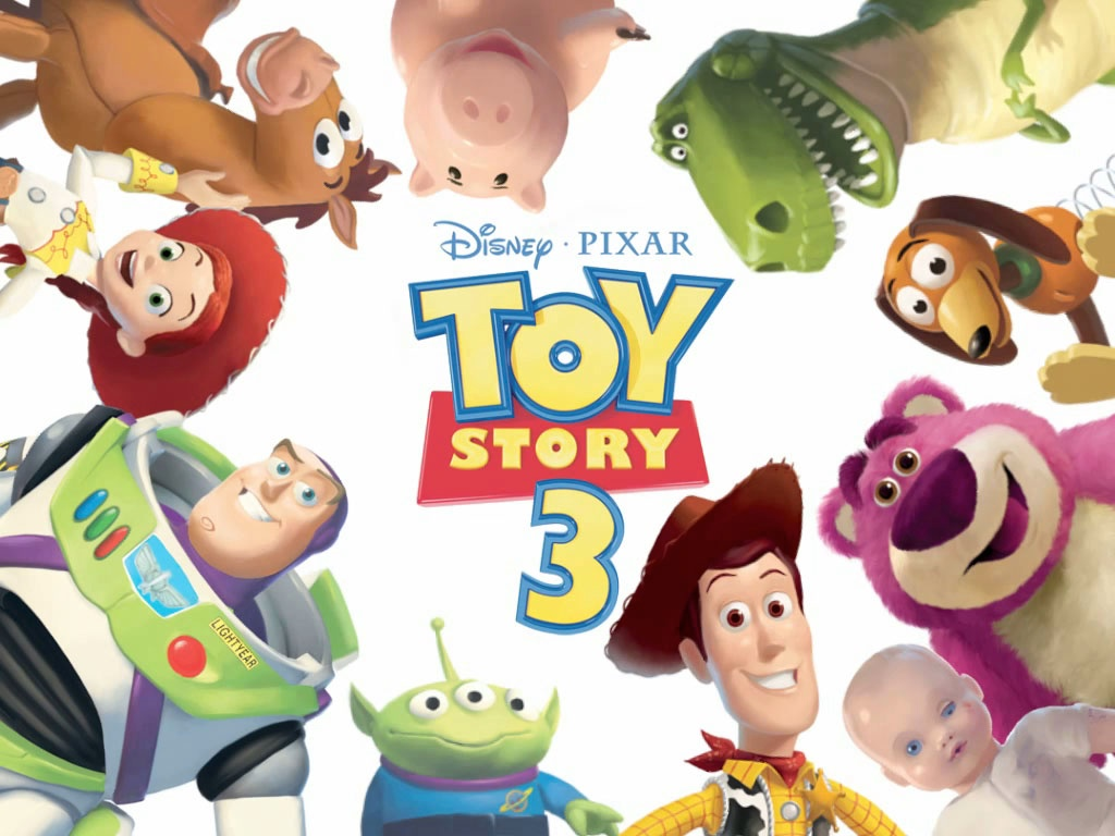 Papel de parede Toy Story 3 – Personagens para download gratuito. Use no computador pc, mac, macbook, celular, smartphone, iPhone, onde quiser!
