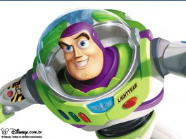 Papel de parede Toy Story – Buzz Lightyear