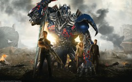 Papel de parede Transformers 4: Cenário das Batalhas