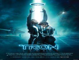 Papel de parede Tron: O Legado – Cartaz