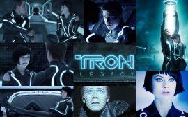 Papel de parede Tron: O Legado – Cenas