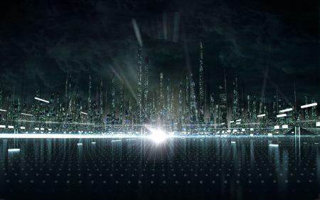 Papel de parede Tron: O Legado – Cidade para download gratuito. Use no computador pc, mac, macbook, celular, smartphone, iPhone, onde quiser!