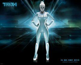 Papel de parede Tron: O Legado – Mulher