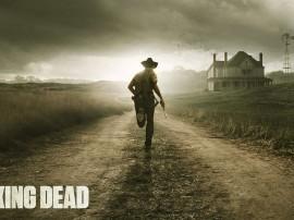 Papel de parede The Walking Dead: Série
