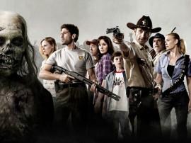 Papel de parede The Walking Dead: Personagens