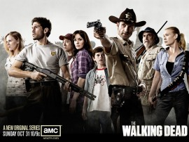 Papel de parede The Walking Dead: TV