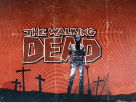Papel de parede The Walking Dead: HQ