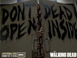 Papel de parede The Walking Dead: Temporadas