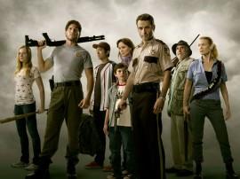 Papel de parede The Walking Dead: Televisão