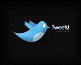 Papel de parede Tweets!