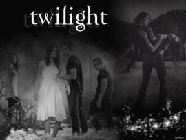 Papel de parede Twilight Promocional