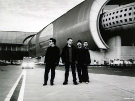 Papel de parede U2 – All that you cant leave behind