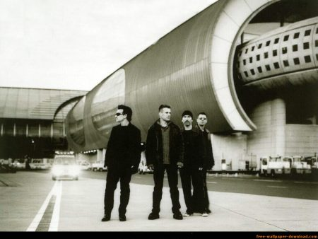 Papel de parede U2 #2 para download gratuito. Use no computador pc, mac, macbook, celular, smartphone, iPhone, onde quiser!