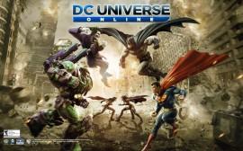 Papel de parede Universo DC Online
