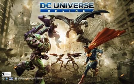 Papel de parede Universo DC Online para download gratuito. Use no computador pc, mac, macbook, celular, smartphone, iPhone, onde quiser!