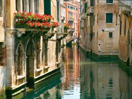 Papel de parede Veneza – Água