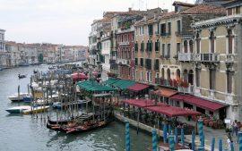 Papel de parede Veneza – Romântica