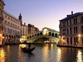 Papel de parede Veneza – Turismo