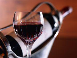 Papel de parede Vinho – De Qualidade
