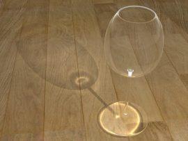 Papel de parede Vinho – Taça