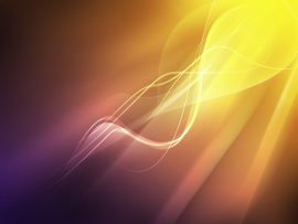 Papel de parede Violeta Amarela