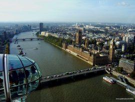 Papel de parede Vista de Londres
