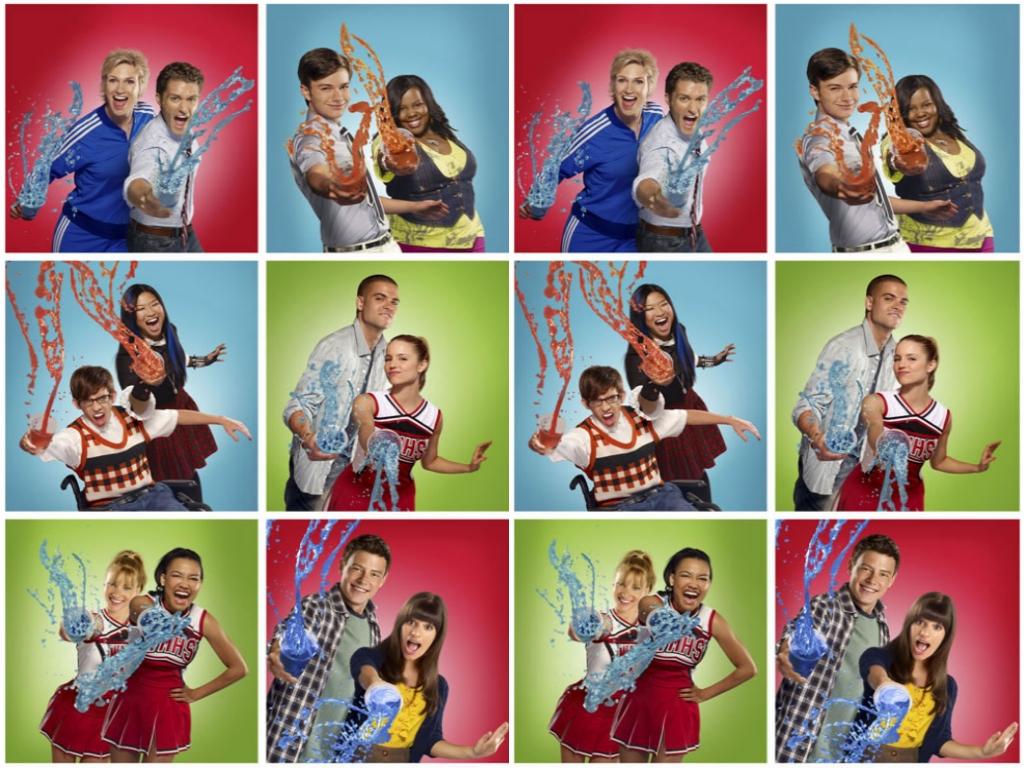 Papel de parede Glee para download gratuito. Use no computador pc, mac, macbook, celular, smartphone, iPhone, onde quiser!