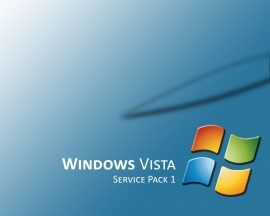 Papel de parede Windows Vista Azul Desktop