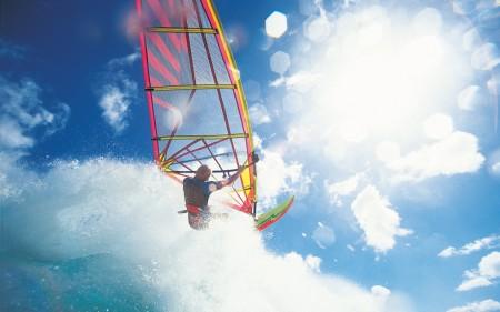 Papel de parede Windsurf para download gratuito. Use no computador pc, mac, macbook, celular, smartphone, iPhone, onde quiser!