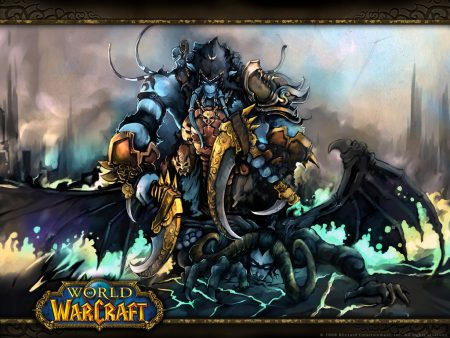 Papel de parede World of Warcraft – Jogo para download gratuito. Use no computador pc, mac, macbook, celular, smartphone, iPhone, onde quiser!