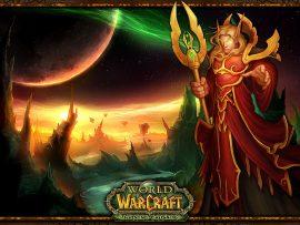 Papel de parede World of Warcraft – Jogos