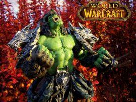 Papel de parede World of Warcraft – Magia