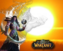 Papel de parede World of Warcraft – Mitologia