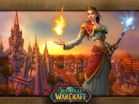 Papel de parede World of Warcraft – Surreal