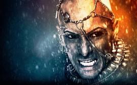 Papel de parede Xerxes – 300 O Império Ressusge