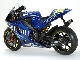 Papel de parede Yamaha M1 Rossi