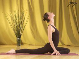 Papel de parede Yoga – Corpo