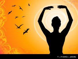 Papel de parede Yoga – Espiritualidade